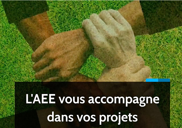 L'AEE vous accompagne